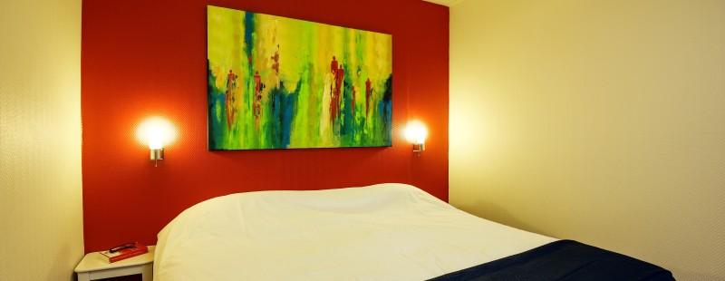 slaapkamer beneden luxe vakantiehuis landgoed ruwinkel